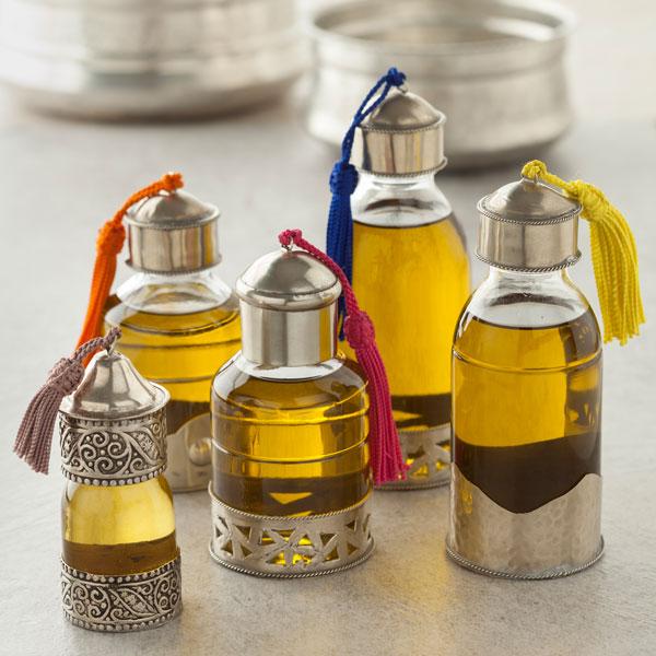 masaj cu ulei de argan